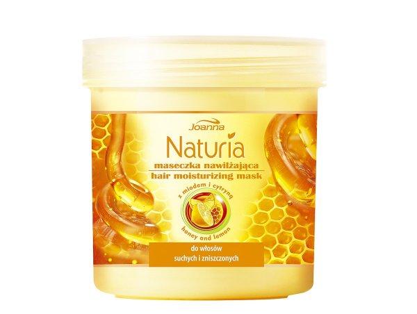 Маска для волос мёд лимон